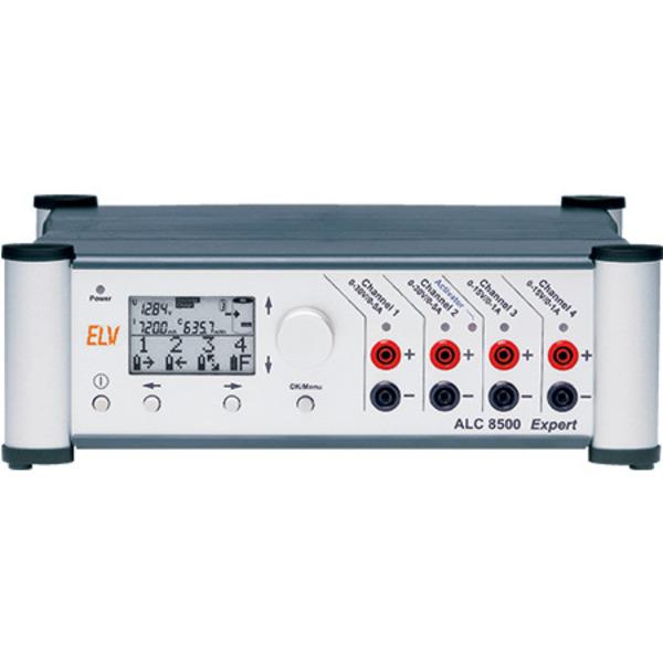 ELV Bausatz Akku-Lade-Center ALC 8500 Expert-2, inkl. PC-Software, USB 2.0 Kabel