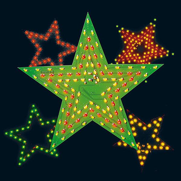 ELV Bausatz Weihnachtsschmuck WHS 2