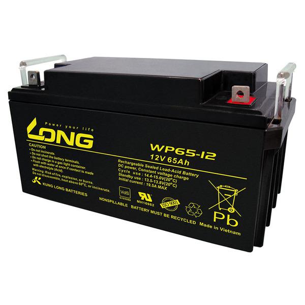 Kung Long Blei-AGM-Akku WP65-12, 12V, 65 Ah
