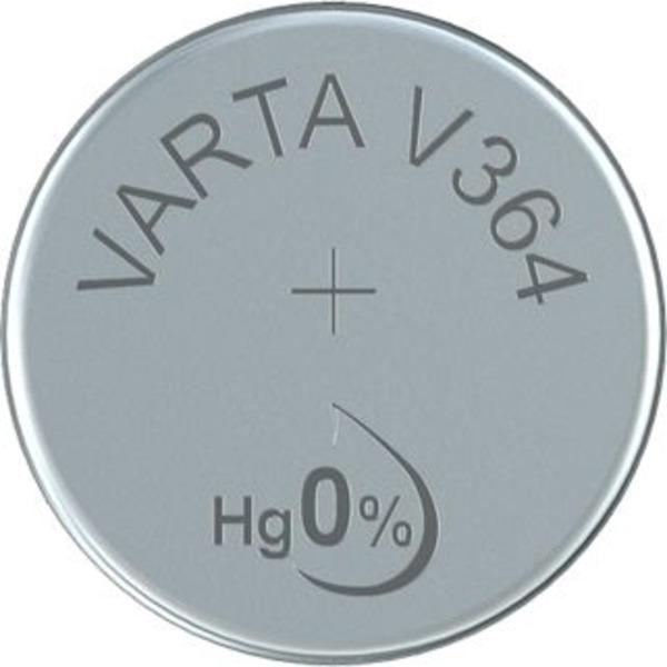 VARTA WATCH V364/SR60 Stück 1