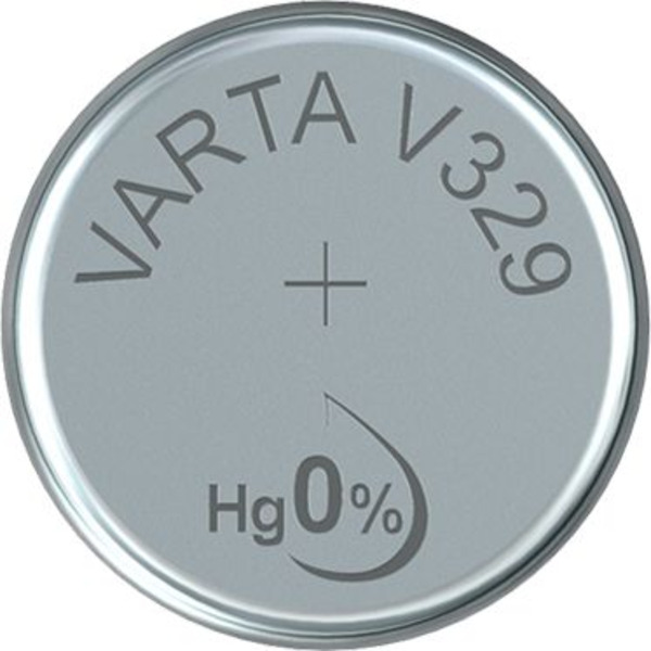 VARTA WATCH V329/SR731 Stück 1