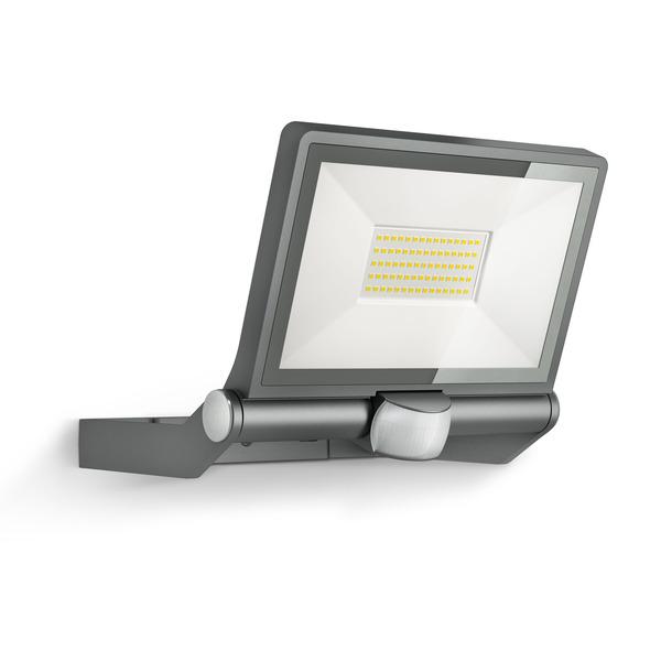 Steinel 43,5-W-LED-Strahler XLED ONE XL S, PIR-Bewegungsmelder, 4400 lm, warmweiß, IP44