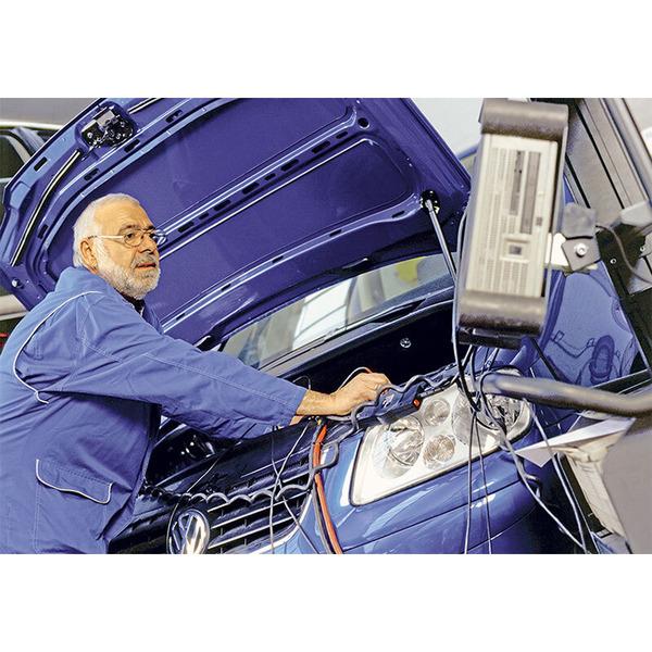 ELV Autorange-Motortester DT-9065