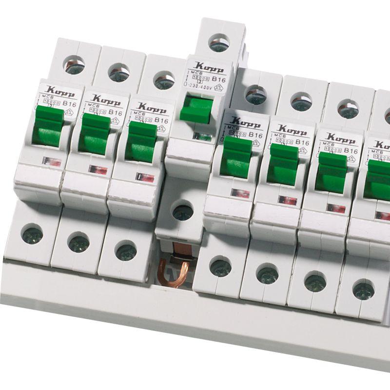 Kopp GREEN ELECTRIC Leitungsschutzschalter MCB, 16 A, 1-polig