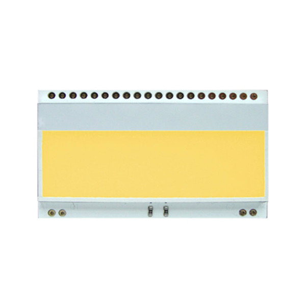 Electronic Assembly LCD-Backlight amber EA LED55x31-A