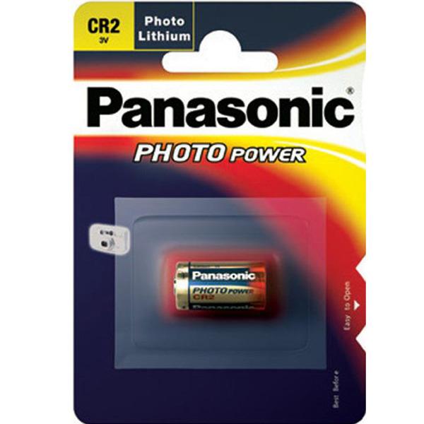 Panasonic Foto-Lithium-Batterie CR 2