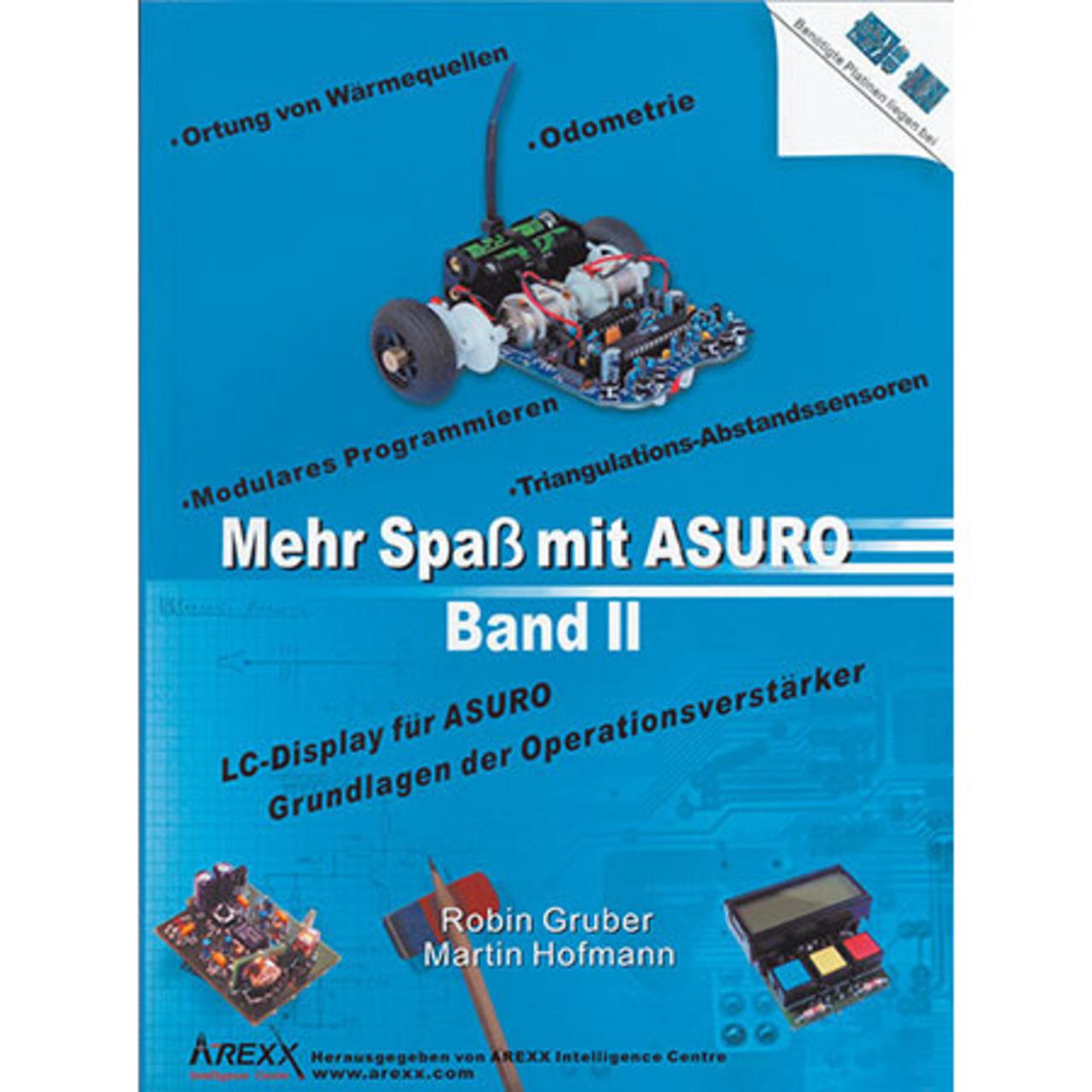 AREXX Mehr Spass mit ASURO Band II