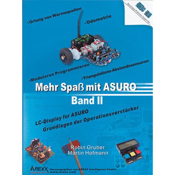 AREXX Mehr Spaß mit ASURO Band II