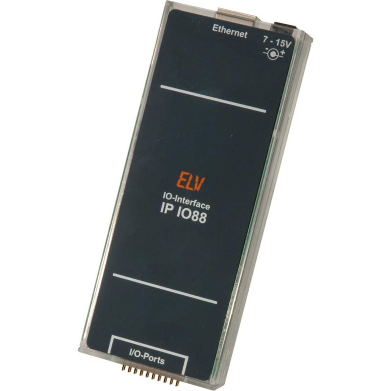 ELV Komplettbausatz IP-I-O-Interface IPIO 88