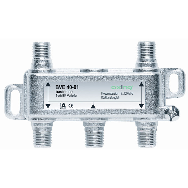 Axing BK Signalverteiler BVE 40-01