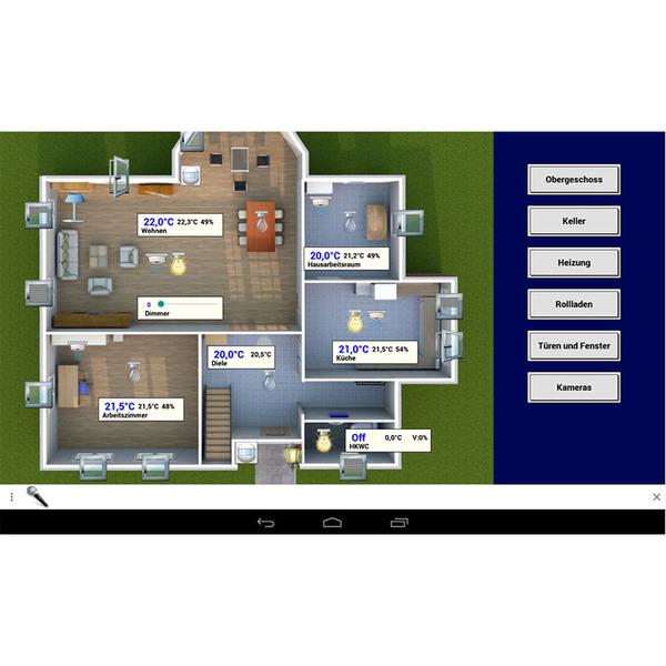 homeputer CL Studio für Homematic, Smart Home / Hausautomation