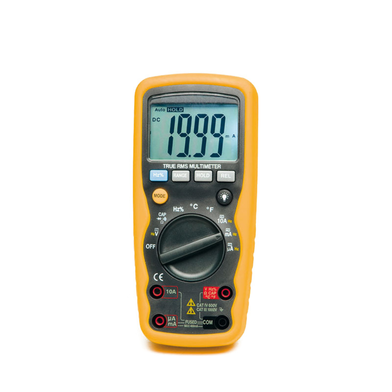 ELV Multimeter 7199 - IP-67 mit TrueRMS