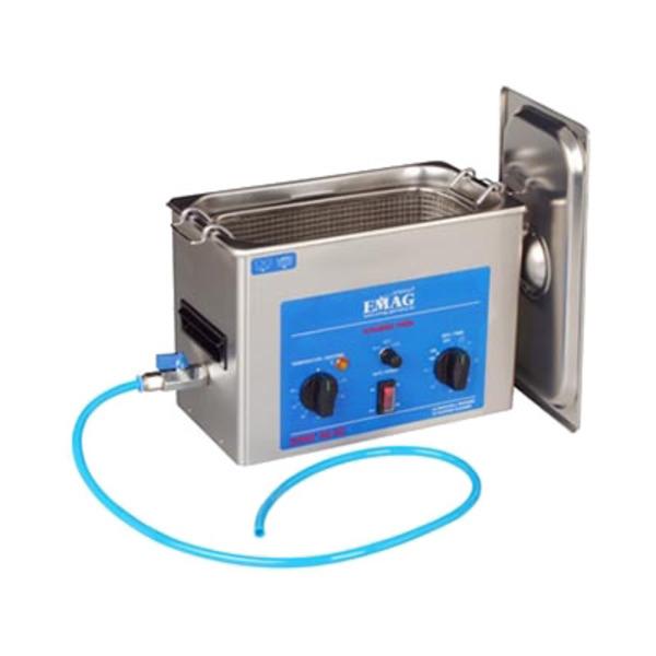 EMAG EMMI 40HC Ultraschall-Reinigungsgerät, 4,0 L, 250 W