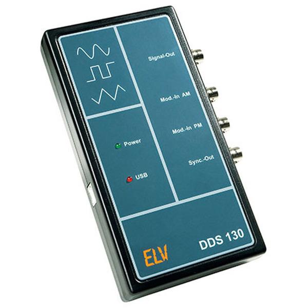 ELV Bausatz DDS-Funktionsgenerator DDS 130, 30 MHz