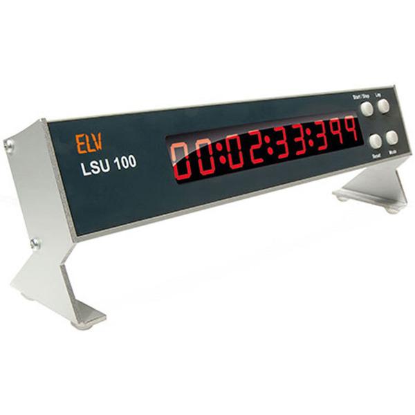 ELV Komplettbausatz LED-Stoppuhr LSU 100