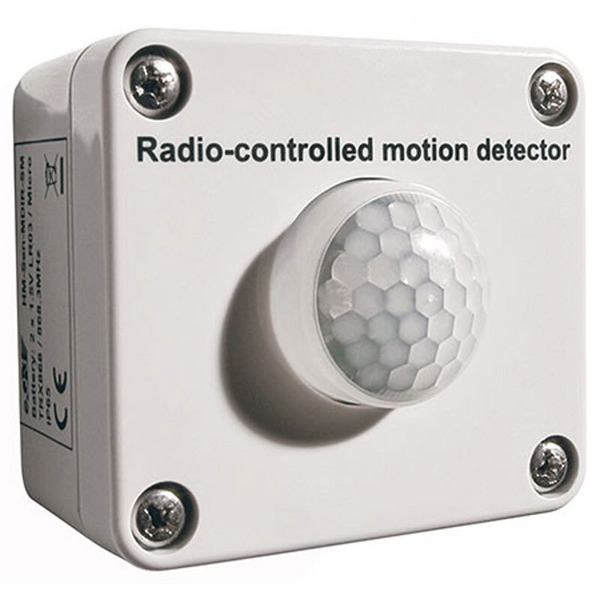 ELV Homematic Komplettbausatz Außen-Bewegungsmelder HM-Sen-MDIR-SM, für Smart Home / Hausautomation