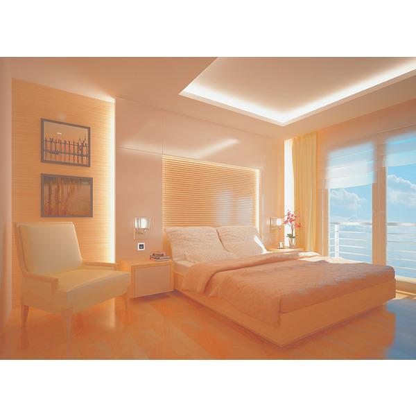 Homematic Funk-Wandsender mit Display HM-PB-4Dis-WM für Smart Home / Hausautomation