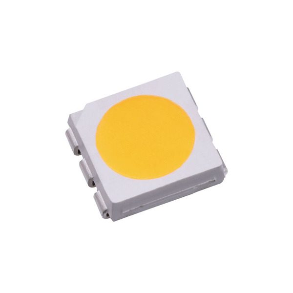 High-Quality-SMD-LED (PLCC2) mit ESD-Schutz, warmweiß