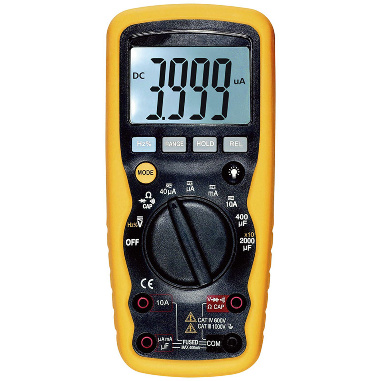 ELV Digital-Multimeter DM6199  IP67