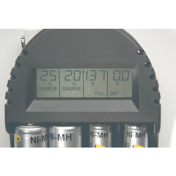 ELV Ladegerät BC 250 für NiCd Micro AAA, Mignon AA, 250 mA