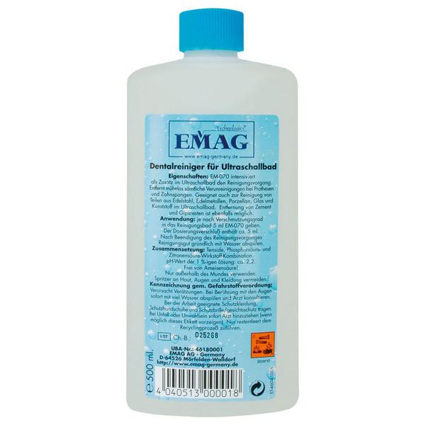 EMAG Dentalreiniger EM-70, 500 ml