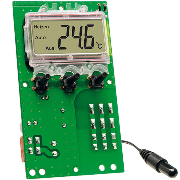 ELV Komplettbausatz Universal-Thermostat-Modul UTM 200