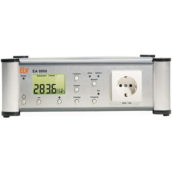 ELV Komplettbausatz Energie-Analyser EA 8000