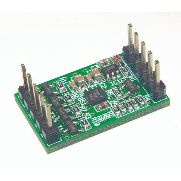 ELV Komplettbausatz 3-Achsen-Beschleunigungssensor 3D-BS