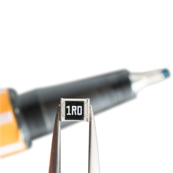 SMD-Widerstand 10 mΩ, ±5 %, 0,5 W, Größe 1210, Typ CS13