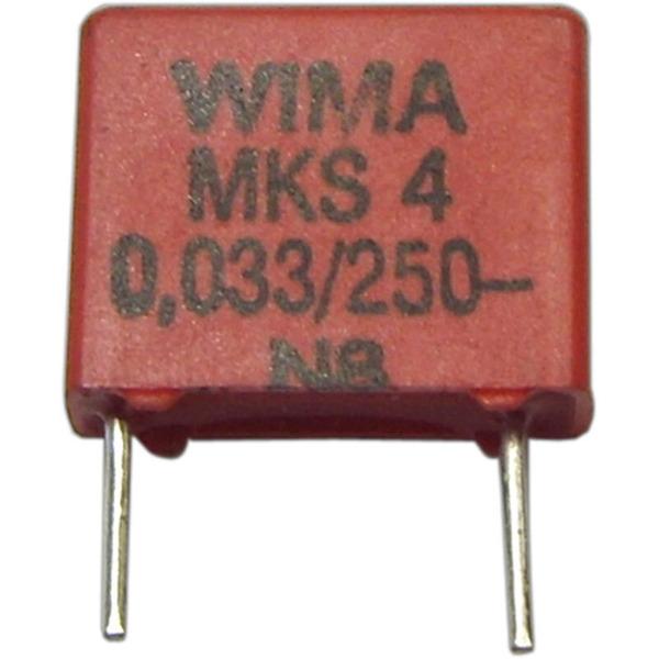 Kondensator 33 nF, 250 V