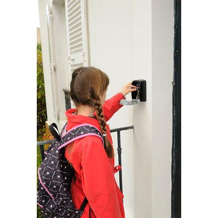 Master Lock Schlüsselsafe XL 5403EURD mit 4-stelligem Zahlenschloss, für bis zu 8 Schlüssel