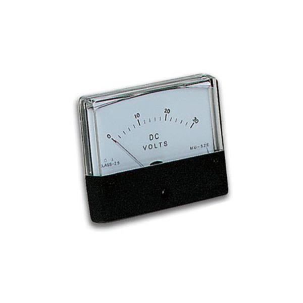 Einbaumessmodul analog Spannung DC 30 V / 60 x 47 mm