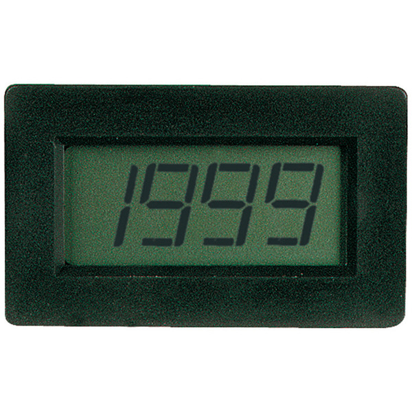 Einbaumessmodul digital LCD (low cost)