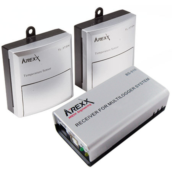 AREXX Funk-Datenlogger-System, Set TL-510