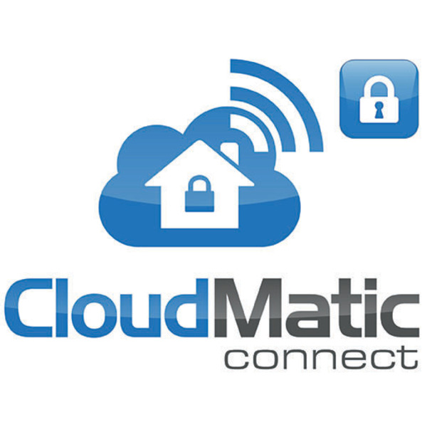 CloudMatic connect, 12 Monate Fernzugang für Homematic Smart Home / Hausautomation