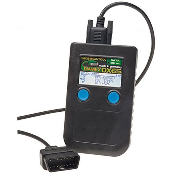 Diamex DX65 Handheld-OBD-2-Scanner