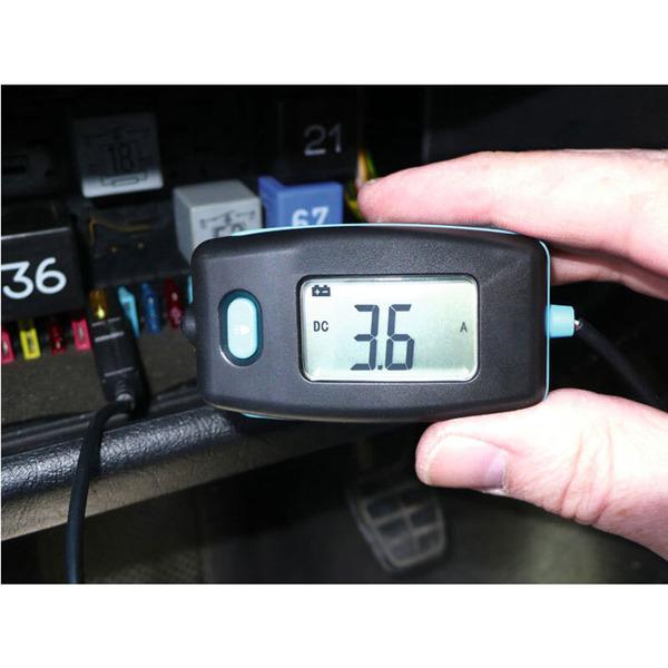 ELV EM291 Kfz-Amperemeter mit LC-Display
