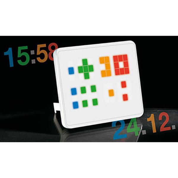 ELV Bausatz Binär-Uhr BU2 mit LED-Anzeigen
