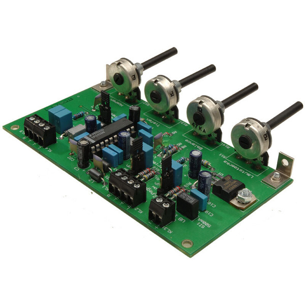 ELV Bausatz Stereo-Vorverstärker mit Klangregelstufe KLS1