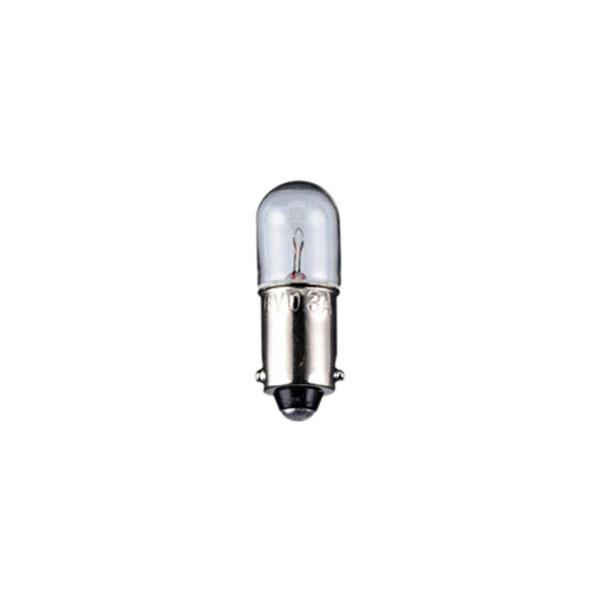Röhrenlampe Sockel BA9s, 10 x 28 mm, 6 V
