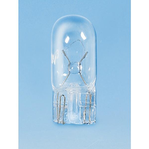 Barthelme Glassockellampe Sockel T10 W2,1x9,5d, 10,3 x 26,8 mm, 12 V