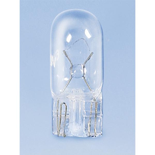 Barthelme Glassockellampe Sockel T10 W2,1x9,5d, 10,3 x 26,8 mm, 24-30 V