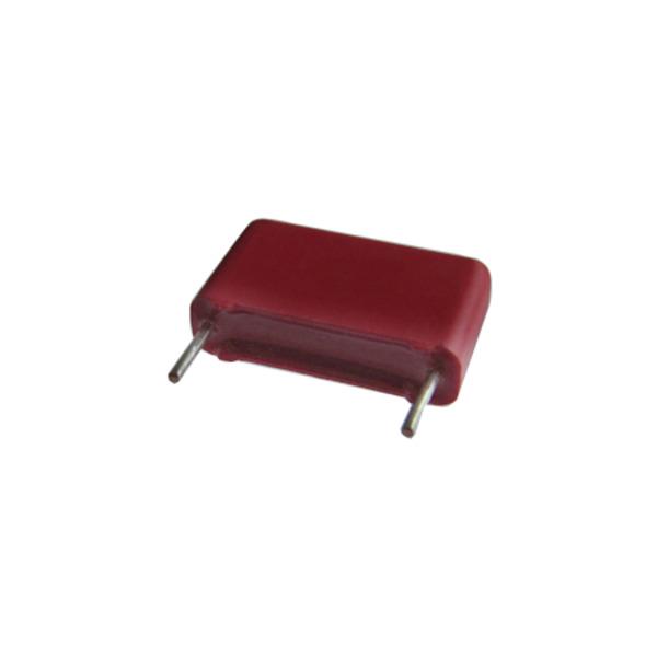 WIMA MKS-Folienkondensator 0,068 μF, 630 V/400 V, RM 15 mm, radial