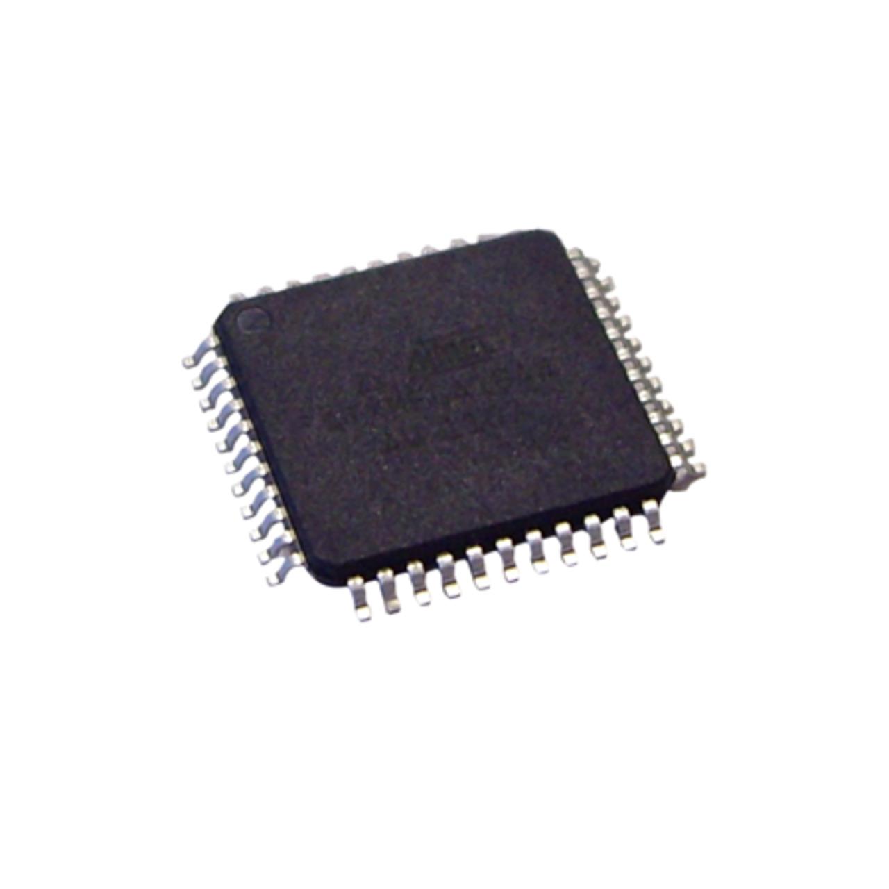 Image of Atmel Mikrocontroller AT32UC3L032-AUT TQFP48