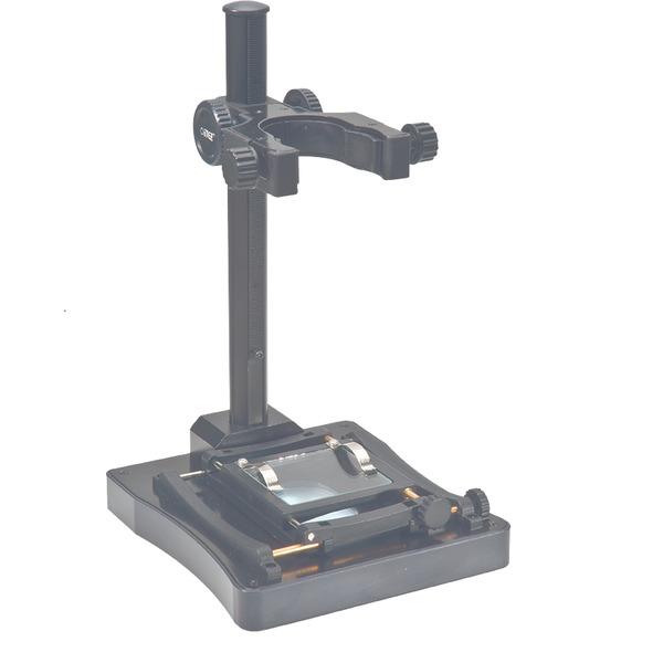 Standfuß mit LED-Beleuchtung für Inspektionsmikroskope