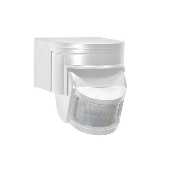 HEITRONIC SALO 180° Bewegungsmelder, weiß, LED-geeignet