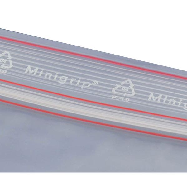 Minigrip-Beutel MG60, 100 Stück, 60 x 80 mm
