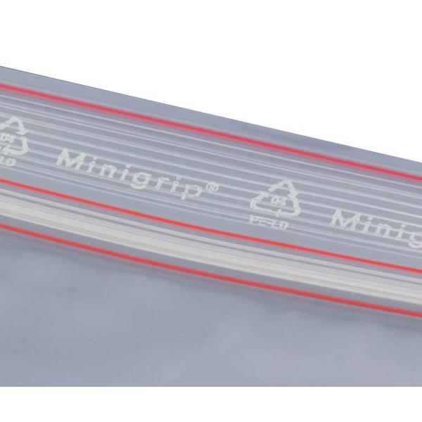 Minigrip-Beutel MG100, 100 Stück, 100 x 150 mm
