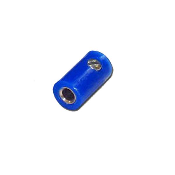 HO-Kupplung 2,6 mm, blau