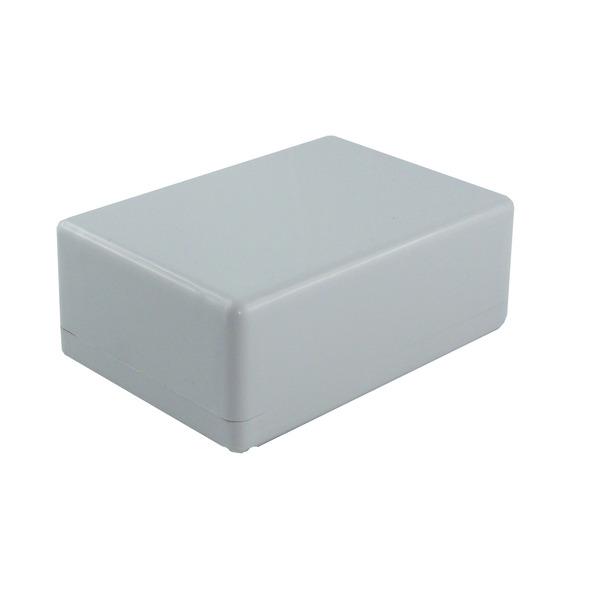 Strapubox Kunststoff-Gehäuse 2025 ABS 72 x 50 x 28 mm, grau